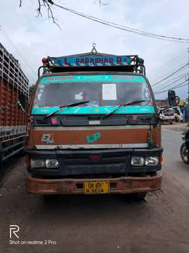 EICHER CANTER passing 7.7 ton