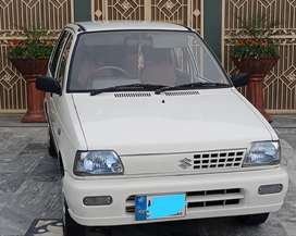Mehran VXR 2017 Mint Condition