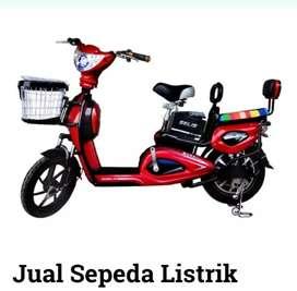 Sepeda listrik super rider murah