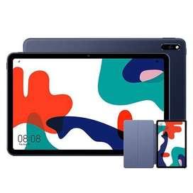 Huawei MatePad 10.4 inci (4GB/64 GB) - Midnight Grey Cicil Dp Murah