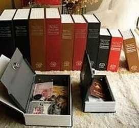 Brankas Model Buku