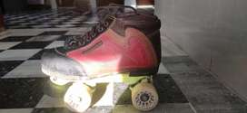 Roller speed quad skates, Proskates