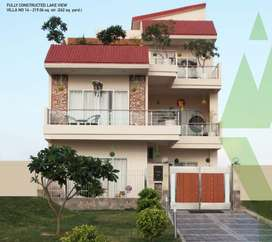 4BHK Villa in Gaur Villa City 2nd Park View Greater Noida