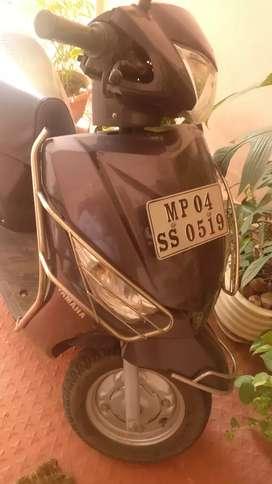 Well maintained Yamaha Alpha