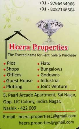 3bhk Independent Bungalow available on rent at