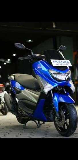 Yamaha N Max 155 2018, N Malang-Kredit Murah, Mustika Motoshop
