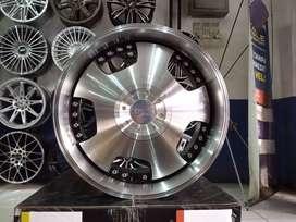 Velg Racing Honda Brio Hsr Dh Ring 16 Pcd 8x100-114,3