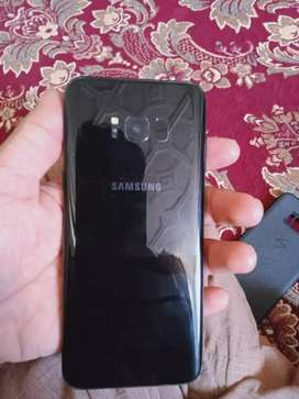 Samsung s8 plus for sell or exhange