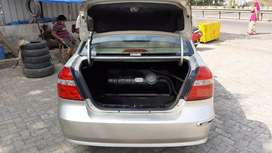 Well maintained - New battery, chilled AC Petrol +LPG Vehicle