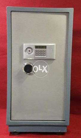 Steel Safe with Electronic Keypad