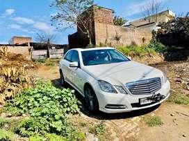 Mercedes-Benz E-Class 2011 Diesel Well Maintained
