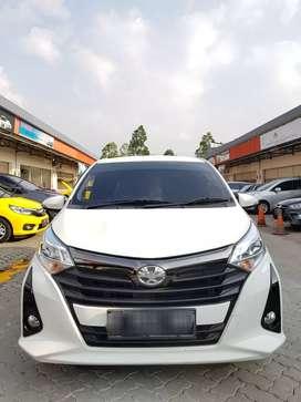 Toyota New Model Calya G A/T Thn 2019 Putih Kilometer Low 3.400