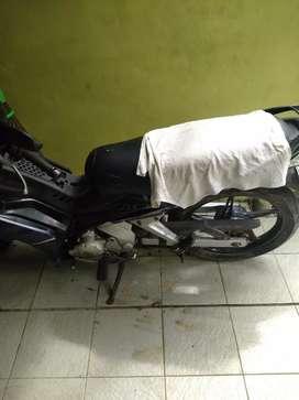 Di jual sepeda motor mx 2009