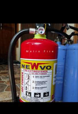 Tabung APAR Newvo 3Kg ( alat pemadam api ringan )