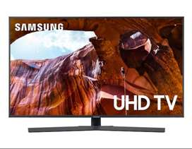 Samsung 43inches 4K Smart LED TV- NEW UNDER WARRANTY
