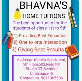 Bhavna's Home And Private Tution