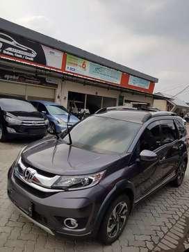 """Honda BRV E CVT A/T Thn 2018 Abu"""" Met Kilometer Low"""