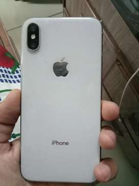 iPhone X 256gb White Color