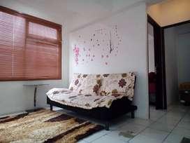 Disewakan murah dan lengkap tipe 2 kamar The Jarrdin Cihampelas