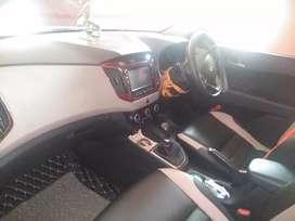 Creta sx modal fully loded car