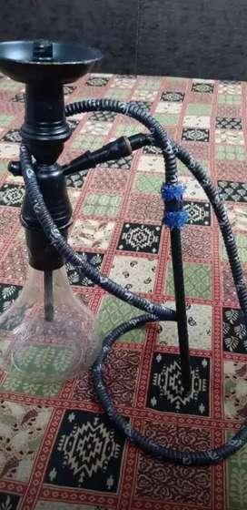 हुक्का with pipe