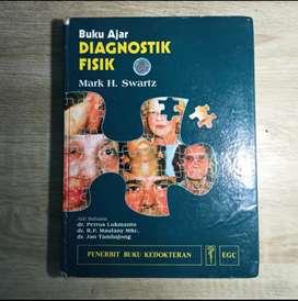 ASLI Buku kedokteran textbook diagnostik fisik Mark H Swartz bekas