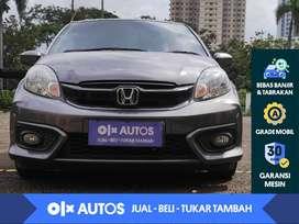 [OLX Autos] Honda Brio 1.2 E A/T 2017 Abu - Abu