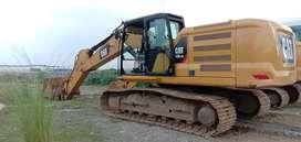 Excavator Caterpillar 330GC