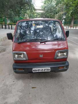 Maruti Suzuki Omni 5 STR BS-III, 2002, Petrol