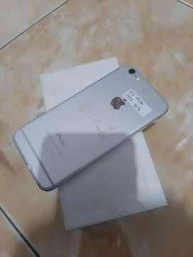 jual iphone 6 64gb mulus bisa tt