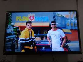 Navratri offer 45 inch sony smart 4k UHD led tv with warrNty and stand