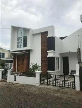 Rumah Villa kota malang