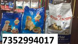 Dog's food accessories at patna at raj pet shop
