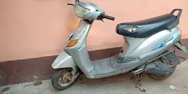 Sell of scooter