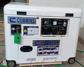 9.5 KVA CUMMINS CONOPY GENERATOR (best quality less than market price)