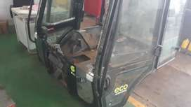 JCB bare cabin box