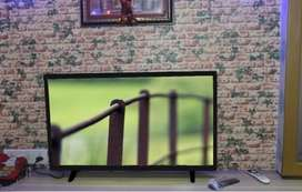 40 Inch Smart Android led TV 3 years warranty