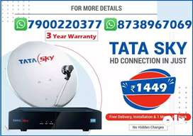 Tata New Connection - All India Free Service
