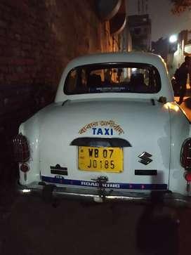 Very good condition running meter taxi ambassador