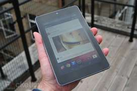 Nexus tablet - with warranty - best for classes and games