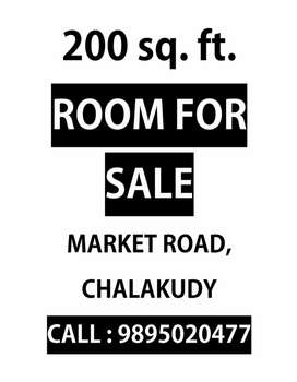 Room for sale on market road Chalakudy