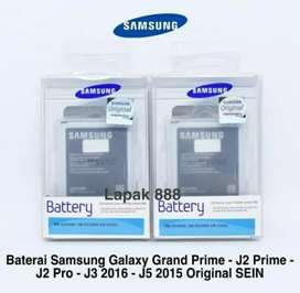 Baterai Samsung Galaxy J5 2015 J500 Original SEIN 100% Battery batre