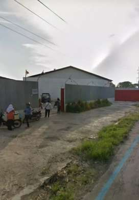 Pabrik ex garmen. dijual. Luas 2083 m2. Kalikotes. Klaten