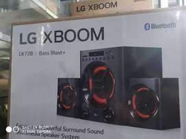 Les peker LG X BOOM