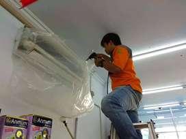 Cuci AC Bengkulu