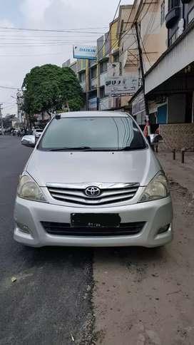 Toyota Kijang Innova G 2.0 mt 2008, pemakaian 2009,bs dp 19jt