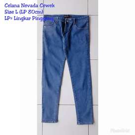 Celana Nevada Cewek