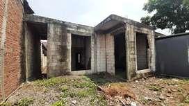 Tanah bonus bangunan blm jadi di kahuripan nirwana sidoarjo