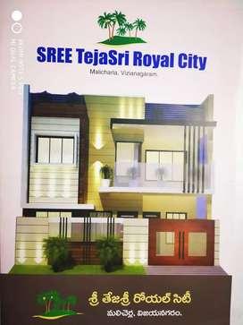 Sree...Tejaswari Royal City...Vizianagaram