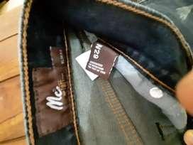 Jeans McLady import  dari Thailand
